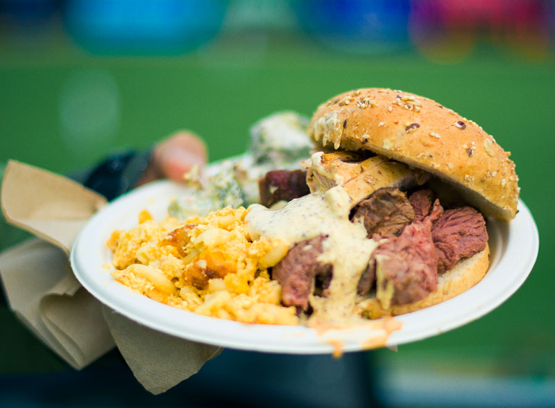 what to eat chs field st paul saints baseball lowertown st paul