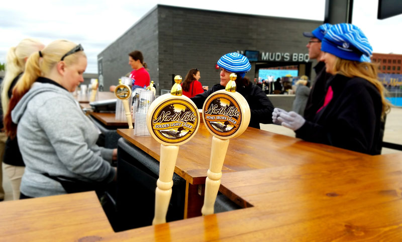 saints dollar beer thirst thursday in chs field