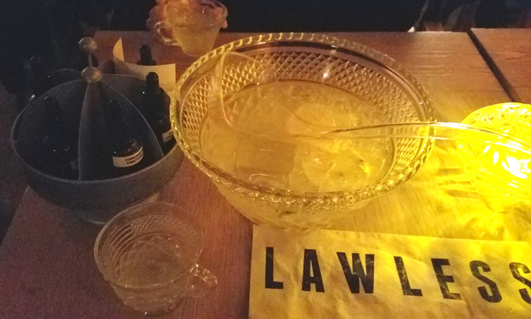 Lawless Craft Beer