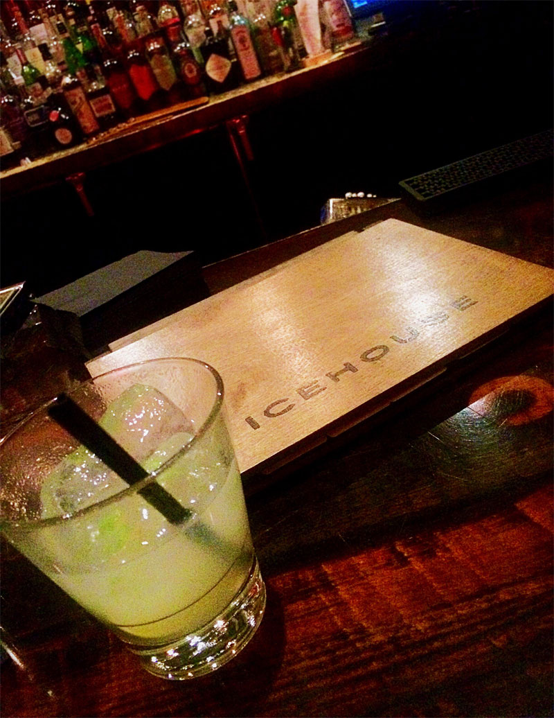 icehouse eat street craft coctail