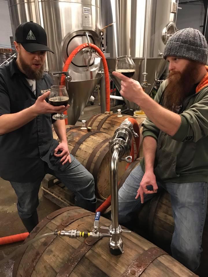 flat earth brewing head brewer